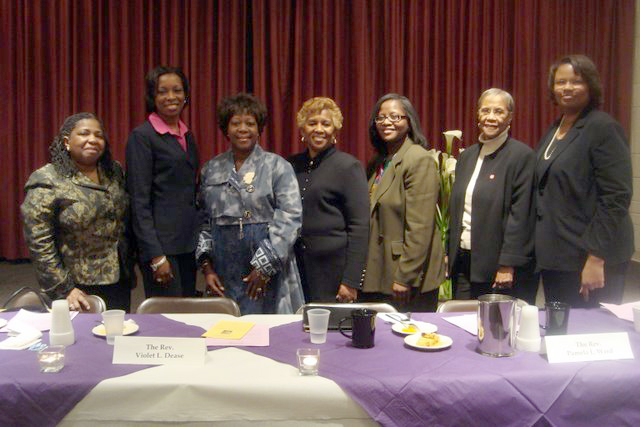 Faith-Based Services_Black Women's Clergy