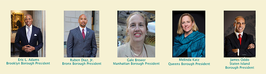 2018 Gala_Borough Presidents