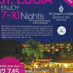 Silent Auction_St Lucia
