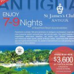 Silent Auction_St James Antigua