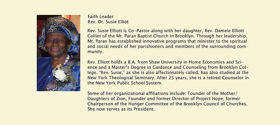 NTAC 2020-2021 Gala Faith Leader